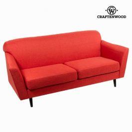3-zitsbank rood Lovely