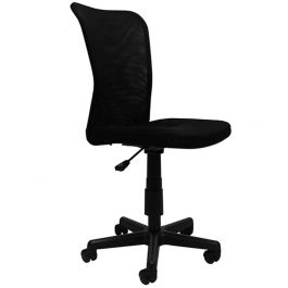 Bureaustoel Java zwart