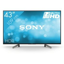 Sony KD-43XG8096 - 4K tv