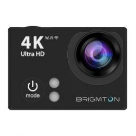 Sportcamera Brigmton BSC-9HD4K hd 4k 170 25fps zwart