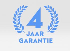 Garantiepakket van 4 jaar TV tot 1000 euro