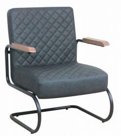 Nero fauteuil antraciet
