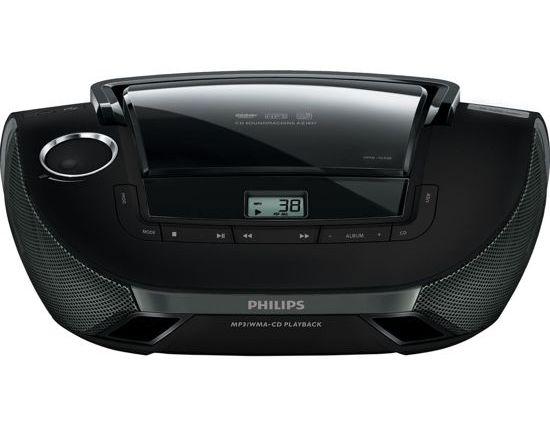 RADIO MET CD- EN MP3-SPELER PHILIPS AZ1837/12