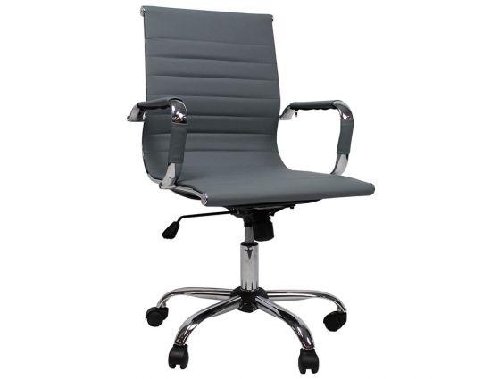 Bureaustoel Monaco grijs