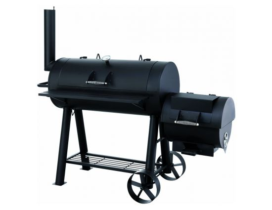 Tepro Milwaukee Houtskool Smoker Barbecue