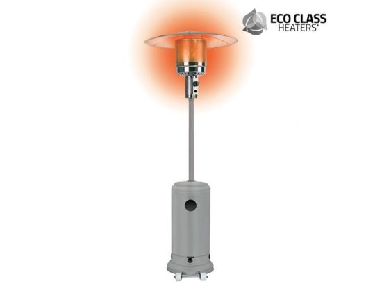 Terras heater Eco Glass