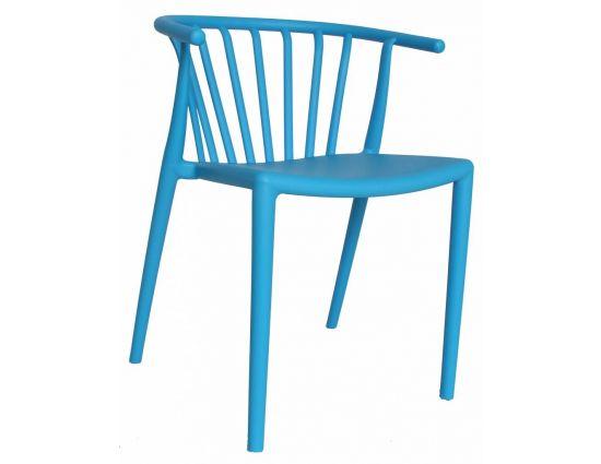 Tuinstoel Mila blauw