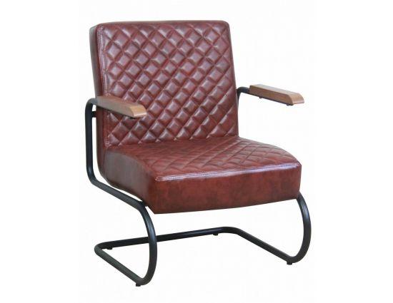 Nero fauteuil bruin