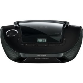 RADIO MET CD- EN MP3-SPELER PHILIPS AZ1837/12