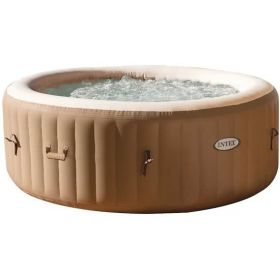 Intex 28404 PureSpa Bubble Therapy Jacuzzi
