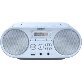 RADIO CD SONY ZS-PS50 BLAUW