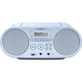 RADIO CD SONY ZS-PS50 BLAUW