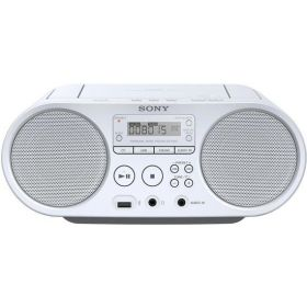 RADIO CD SONY ZS-PS50 WIT