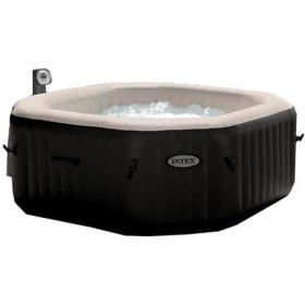 Intex 28456NL PureSpa Jet & Bubble DeLuxe Jacuzzi