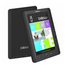 "Color Book Reader Billow E2TB 7"" 4 GB Zwart"