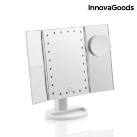 InnovaGoods Home 4-in-1 vergrotende ledspiegel