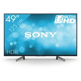 Sony KD-49XG8096 - 4K tv