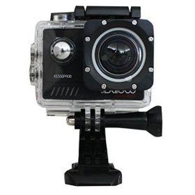 Sport camera Billow MVICAV0093 XS550PROB 4K 16MPX zwart