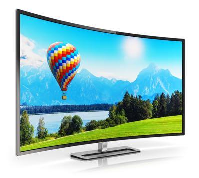 OLED tv voordelen met intense kleuren