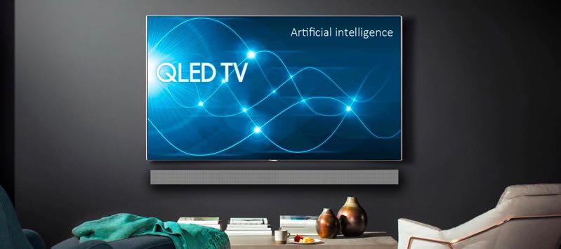 Samsung QE75Q9F QLED tv 2018
